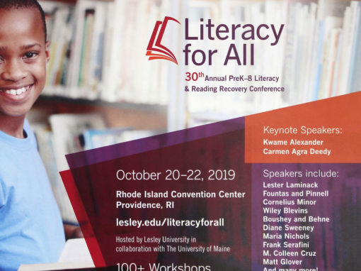 Lesley Literacy for All