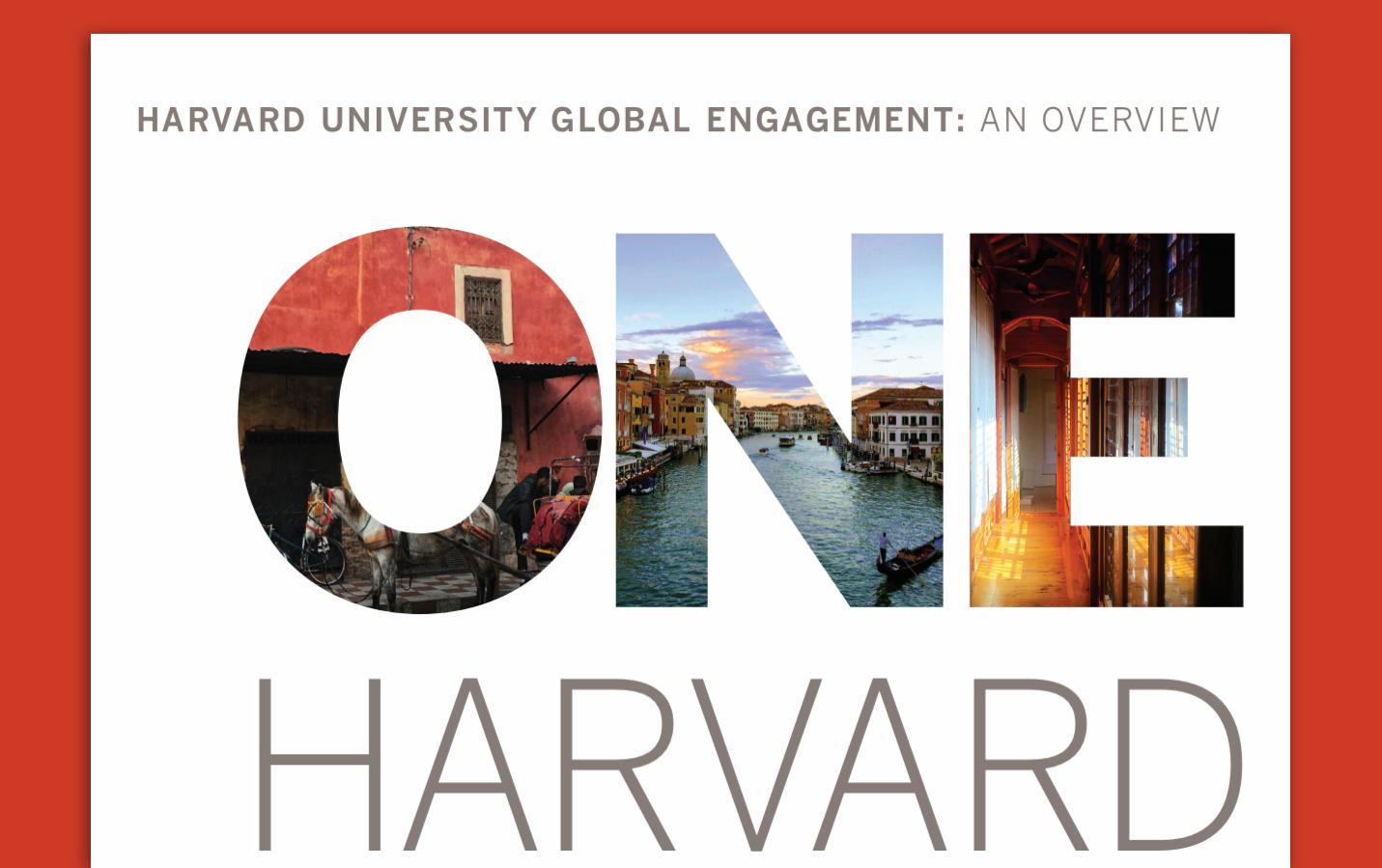 Harvard Global Engagement