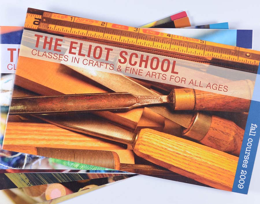 The Eliot School booklets