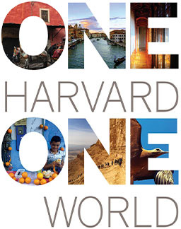 One Harvard One World