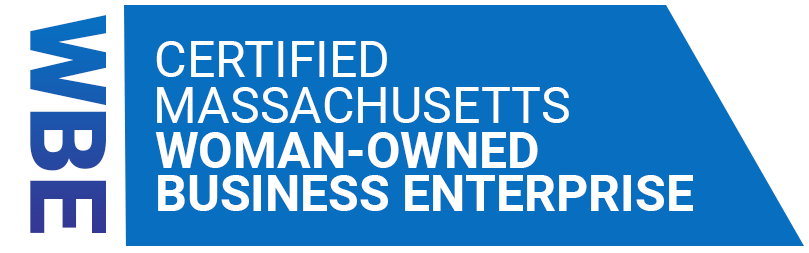 Certified Massachusetts Woman-Owned Business Enterprise